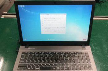 パソコン 液晶 修理 ノート