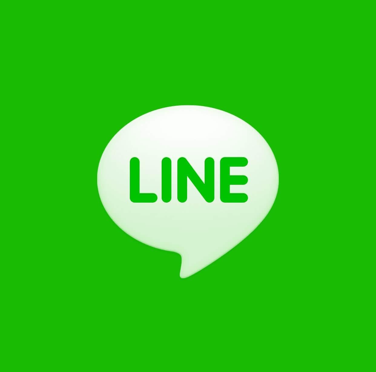 LINE起動